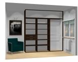 Wnętrze szafy szerokość 211 - 240 cm 2124w16x3