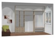 Wnętrze szafy szerokość 271 - 310 cm  2731w4x3