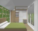 Wnętrze szafy szerokość 181 - 210 cm 1821w44x3