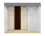 Drzwi przesuwne szerokość 181 - 210 cm 1821d7x3