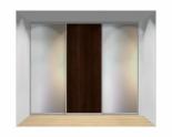 Drzwi przesuwne szerokość 271 - 310 cm 2731d3x3