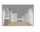 Wnętrze szafy szerokość 310 - 350 cm  3135w1x3