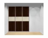 Drzwi przesuwne szerokość 181 - 210 cm 1821d10x3