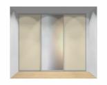 Drzwi przesuwne szerokość 311 - 350 cm 3135d8x3