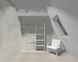 Wnętrze szafy szerokość 181 - 210 cm 1821w47x3