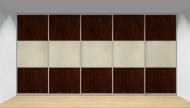 Drzwi przesuwne szerokość 451 - 500 cm 4550d21x5