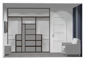 Wnętrze szafy szerokość 211 - 240 cm 2124w26x3