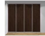Drzwi przesuwne szerokość 271 - 310 cm 2731d1x4