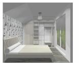 Wnętrze szafy szer. 161 - 180 cm