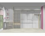 Wnętrze szafy szerokość 310 - 350 cm  3135w37x4