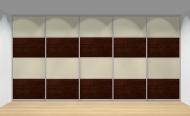 Drzwi przesuwne szerokość 451 - 500 cm 4550d20x5