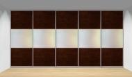 Drzwi przesuwne szerokość 451 - 500 cm 4550d19x5