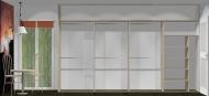 Wnętrze szafy szerokość 400 - 450 cm  4045w22x4