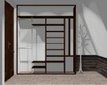 Wnętrze szafy szerokość 181 - 210 cm 1821w22x2