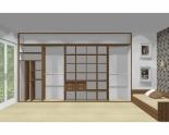 Wnętrze szafy szerokość 400 - 450 cm  4045w6x5