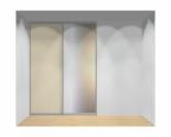 Drzwi przesuwne szerokość 181 - 210 cm 1821d6x2