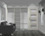 Wnętrze szafy szerokość 181 - 210 cm 1821w29x3