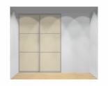 Drzwi przesuwne szerokość 181 - 210 cm 1821d9x2