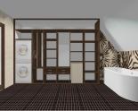 Wnętrze szafy szerokość 310 - 350 cm  3135w13x3
