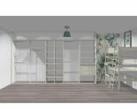 Wnętrze szafy szerokość 400 - 450 cm  4045w1x5