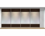 Drzwi przesuwne szerokość 401 - 450 cm 4045d11x4