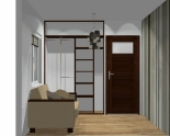 Wnętrze szafy szerokość 140 - 160 cm 1416w11x2