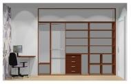 Wnętrze szafy szerokość 271 - 310 cm  2731w6x3