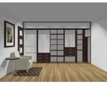 Wnętrze szafy szerokość 400 - 450 cm  4045w3x5