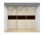 Drzwi przesuwne szerokość 311 - 350 cm 3135d13x3
