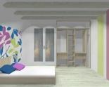 Wnętrze szafy szerokość 161 - 180 cm 1618w5x2