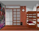 Wnętrze szafy szerokość 161 - 180 cm 1618w10x2