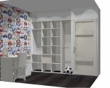Wnętrze szafy szerokość 161 - 180 cm 1618w19x2
