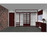 Wnętrze szafy szerokość 310 - 350 cm  3135w5x3