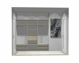 Wnętrze szafy szerokość 211 - 240 cm 2124w4x3