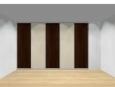 Drzwi przesuwne szerokość 351 - 400 cm 3540d11x5