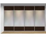 Drzwi przesuwne szerokość 351 - 400 cm 3540d11x4