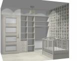 Wnętrze szafy szerokość 161 - 180 cm 1618w27x2