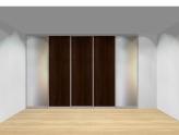 Drzwi przesuwne szerokość 351 - 400 cm 3540d7x5