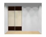 Drzwi przesuwne szerokość 140 - 160 cm 1416d11x2