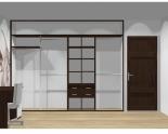 Wnętrze szafy szerokość 310 - 350 cm  3135w40x4