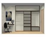 Wnętrze szafy szerokość 241 - 270 cm 2427w11x3