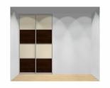 Drzwi przesuwne szerokość 140 - 160 cm 1416d13x2