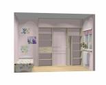 Wnętrze szafy szerokość 211 - 240 cm 2124w17x3