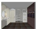 Wnętrze szafy szerokość 181 - 210 cm 1821w13x2