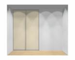 Drzwi przesuwne szerokość 161 - 180 cm 1618d5x2