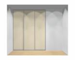 Drzwi przesuwne szerokość 181 - 210 cm 1821d5x3
