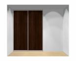 Drzwi przesuwne szerokość 181 - 210 cm 1821d1x2