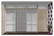 Wnętrze szafy szerokość 271 - 310 cm  2731w1x3