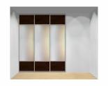 Drzwi przesuwne szerokość 181 - 210 cm 1821d11x3