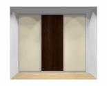 Drzwi przesuwne szerokość 311 - 350 cm 3135d7x3
